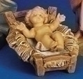 Infant Jesus Nativity Figurine Fontanini
