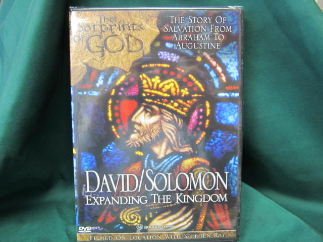 The Footprints of God: David/Solomon: Expanding the Kingdom