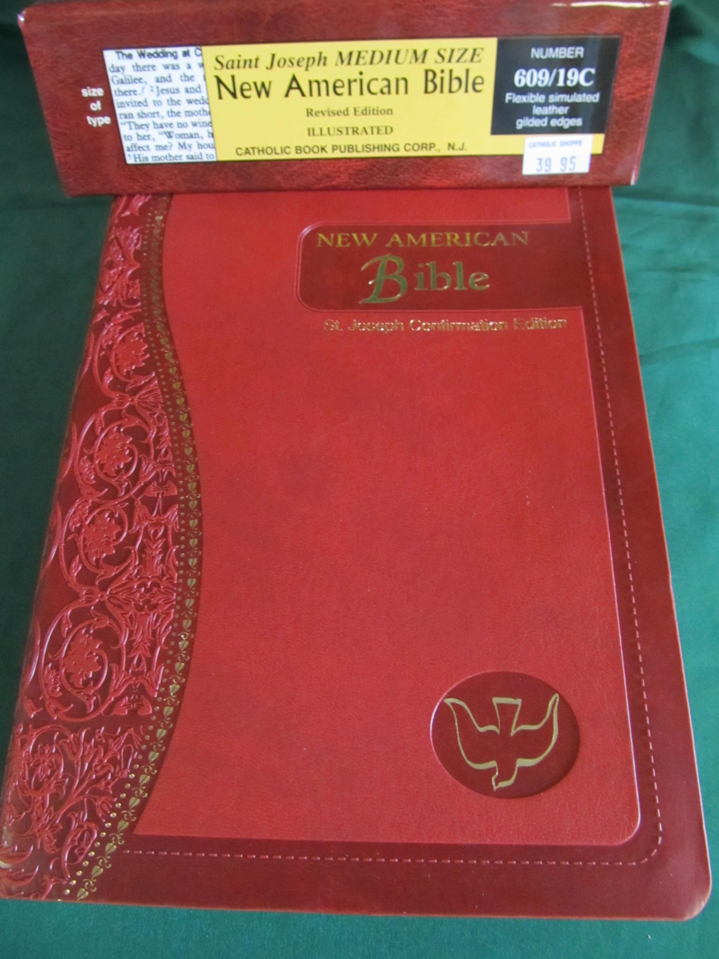 Ignatius Bible (RSV) 2nd Edition Large Print